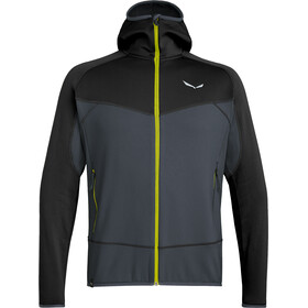 Salewa Puez 3 PL Full-Zip Hoody Men black out